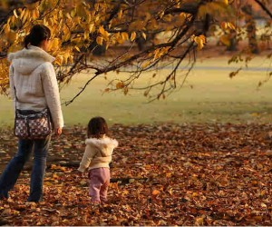 Get to know your child as part of your positive parenting technique. Image courtesy of mrhayata, Flickr.