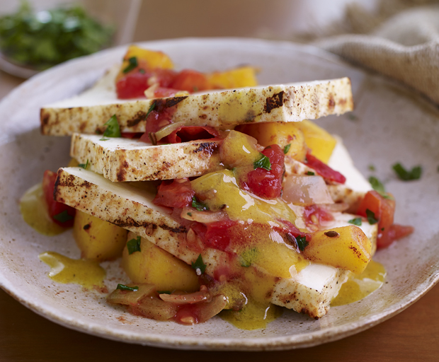 Grilled Paneer Cheese recipe