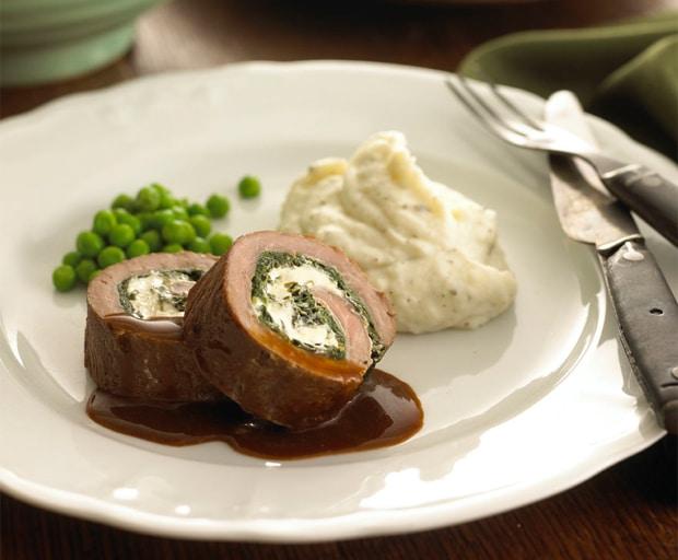 Lamb Roulade Recipe
