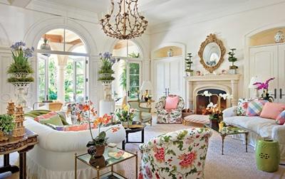 cool Spring Interior Design