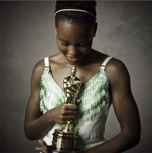 Vanity Fair Oscars Portraits: Lupita Nyong'o