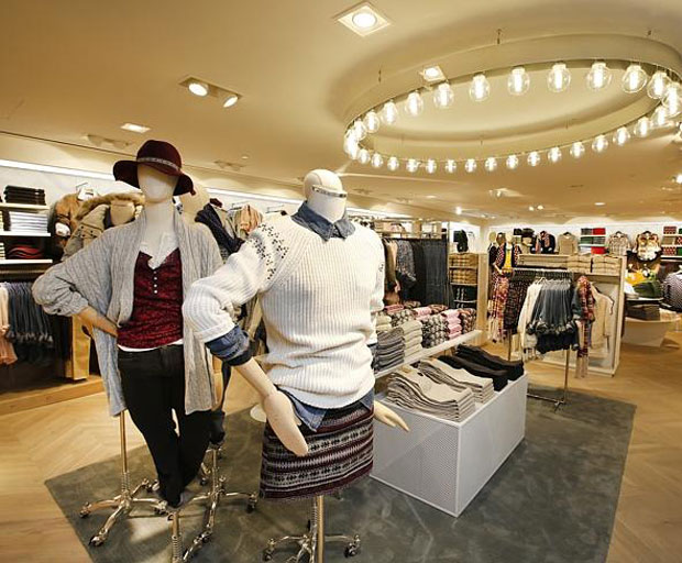 Australia's First H&M Store Opens