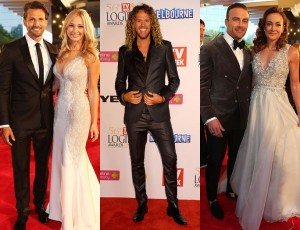 Logies 2014 Red Carpet Fashions