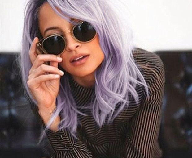 Nicole Richie, hair styles, hair colours, hair trends