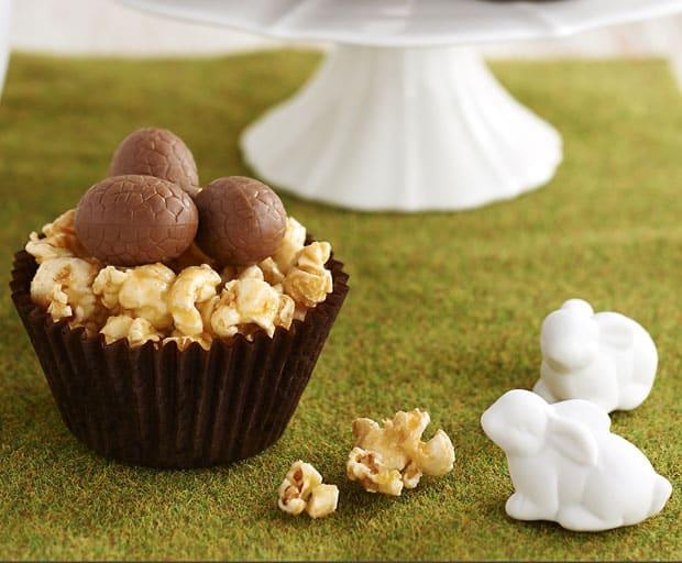 recipe, dessert, Easter eggs, chocolate, recipe
