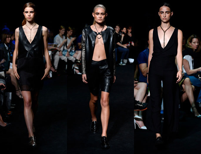 Serpent & The Swan At MBFW Australia In Sydney