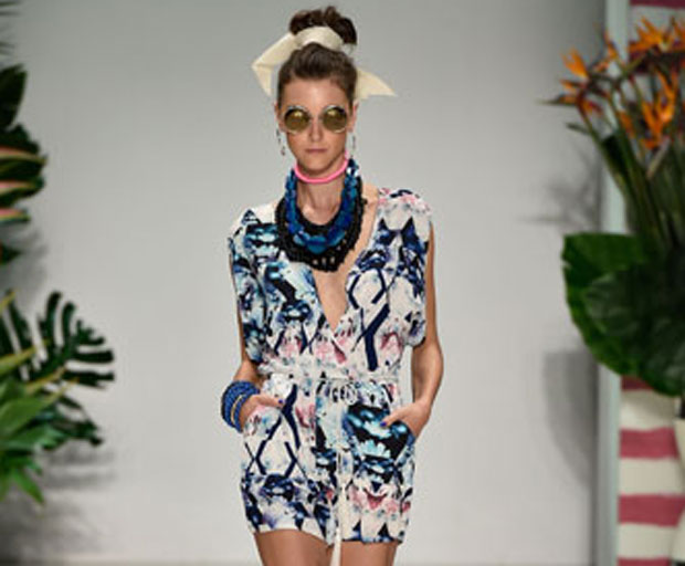 TALULAH at MBFW Australia In Sydney