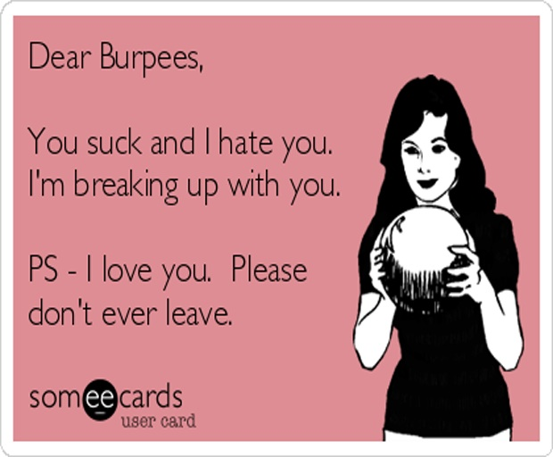 burpees, fitness, tone, exercise, work out, crossfit