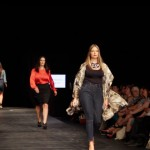 Curvy Couture, VAMFF, plus size, plus-size models