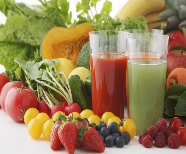 juicing, weight loss, superfoods, fruits, vegetables, high sugar