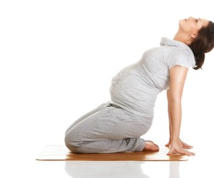 yoga, pregnancy, childbirth, stress, anxiety