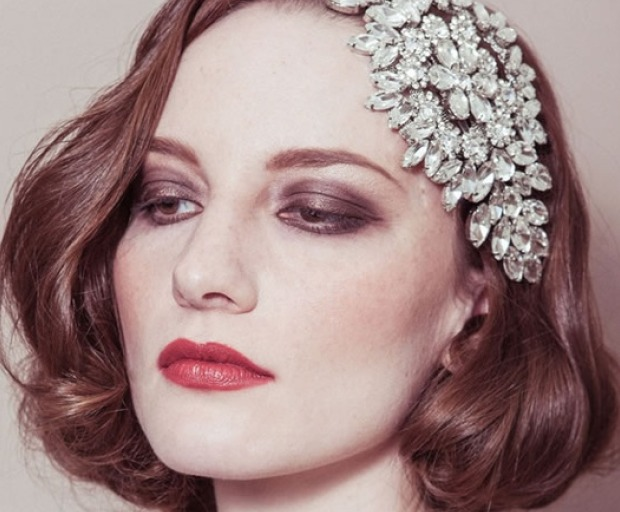1920's Inspired Wedding Hairstyles