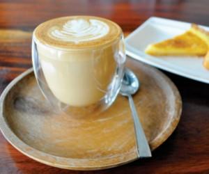 Almond Milk Latte Recipe