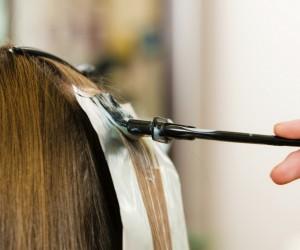 haircare, coloured hair, hair tips, purple shampoo