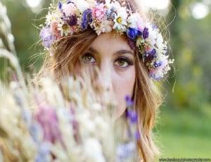 bridal garland, bridal hairpiece, bridal hairstyles, bridal headband, vintage headpiece