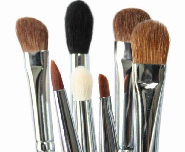 Eye Makeup Brush Cheat Sheet
