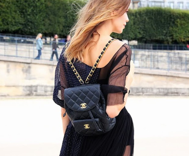 How To Style The Backpack Trend