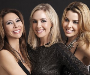 Leah Hundsness, Lauren Gill and Libby Amelia (left to right)