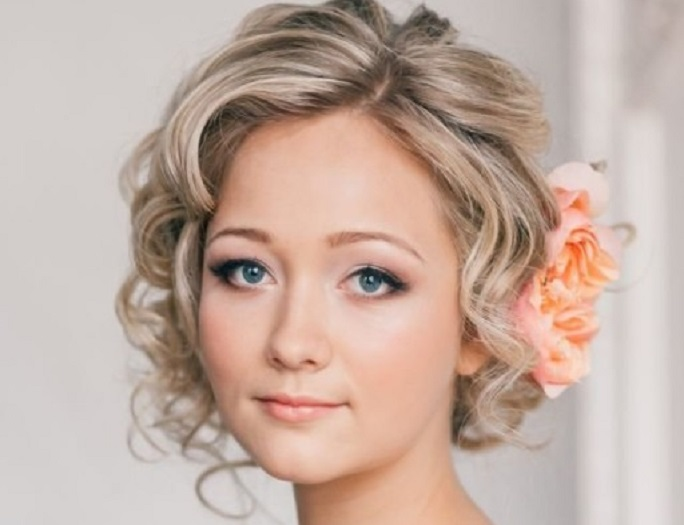 Bridal Hairstyles For Short Hair She Said United States