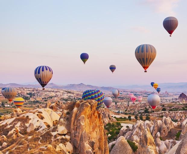 Travel destination turkey