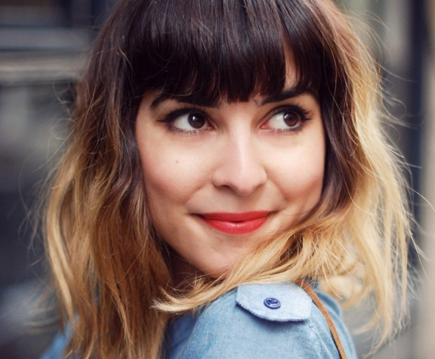 How To Style The Ombré Bob