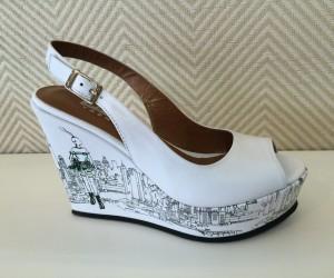 shoes, heels, European design, shoe design, shoe trends, fashion trends