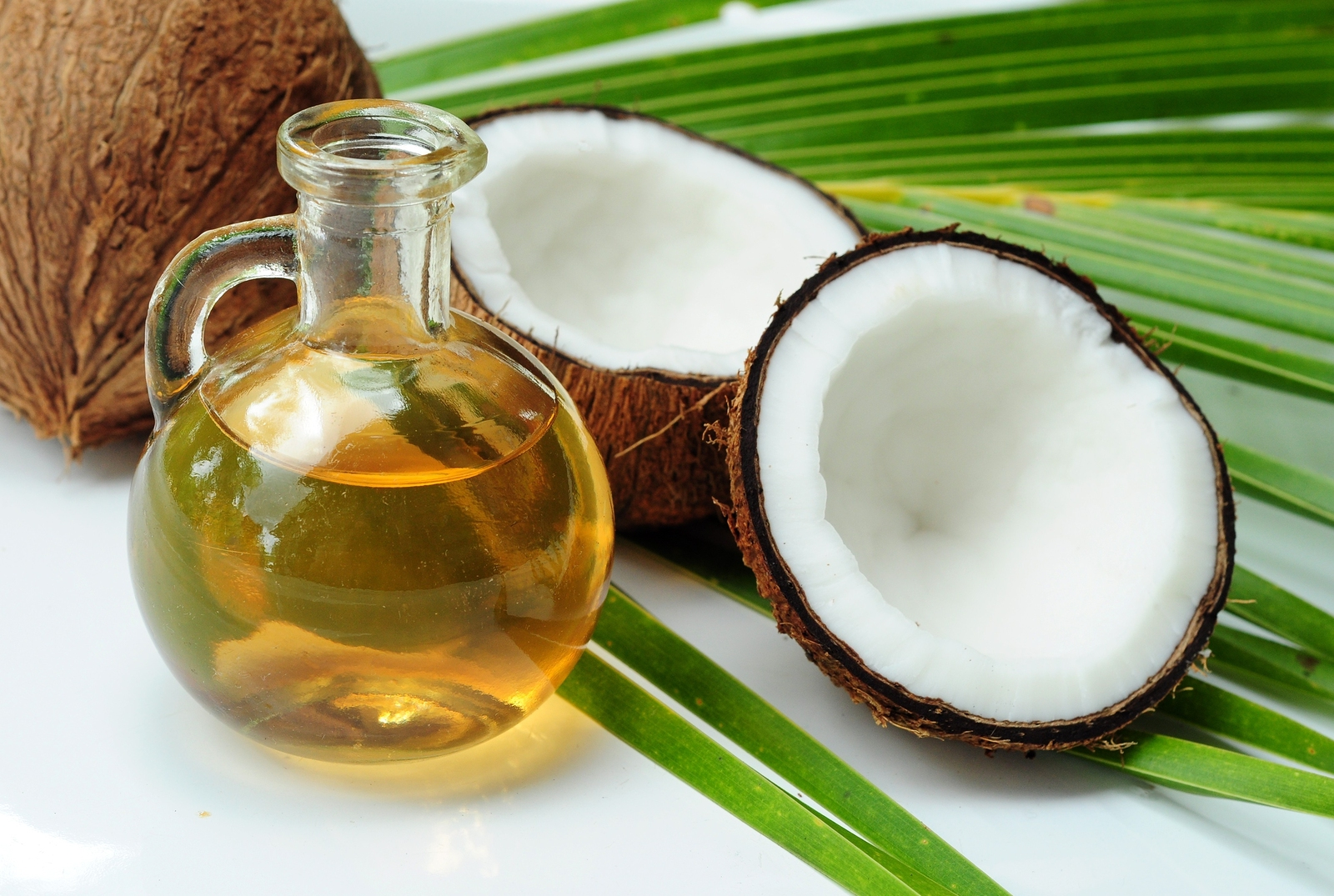 Coconut Oil, hairdresser, wellbeing, going coconuts