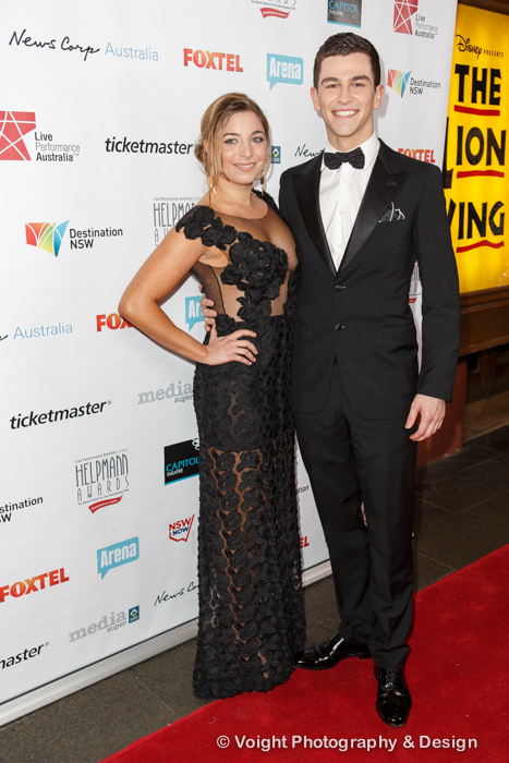 Red Carpet Report: The 14th Annual Helpmann Awards