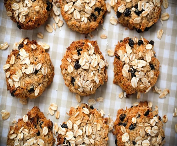 Banana And Oatmeal Cookies – Easy To Make With The Kids
