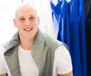 MICHAEL LO SORDO, DHL, fashion scholarship, winner, Australian fashion, fashion designer, Australian fashion designer