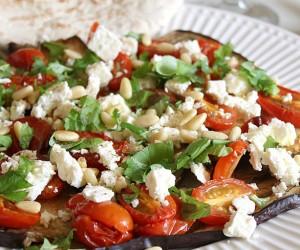 Lentils, Salad, salad recipe, Feta, Pine Nuts, dinner Recipe, healthy foods
