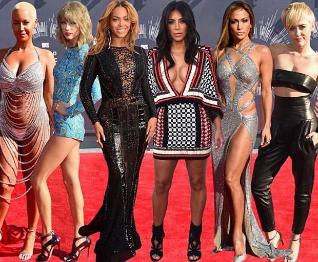 Best Looks From The MTV VMAs 2014