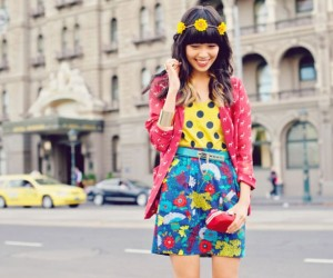 How To Style Clashing Prints