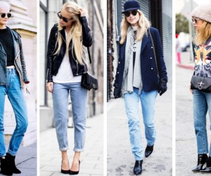 Winter, Fashion, 2014 trends, Jeans, Boots, Coat, Style