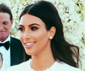 Recreate Kim Kardashian's Wedding Makeup