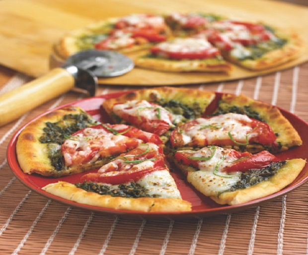 Who Said Pizza Couldn't Be Healthy?
