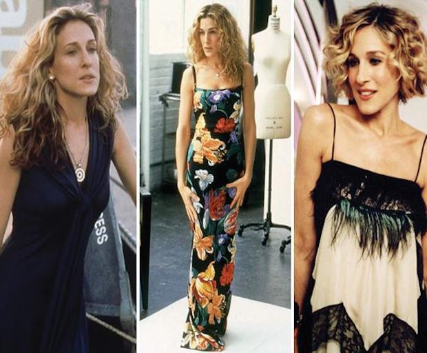 Most stylish tv characters