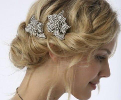 Winter Wedding Hairstyles