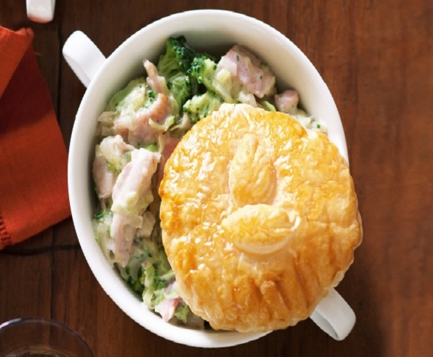Easy Chicken And Leek Pot Pies