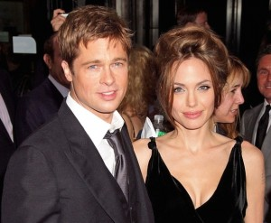Brad And Angelina Throughout The Years