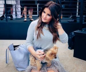Juli Grbac, fashion designer, glamour, New York
