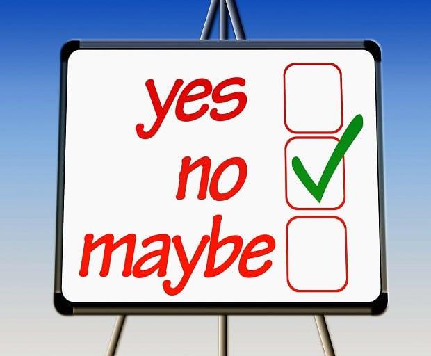 how to say 'no', communication, saying 'no', setting boundaries