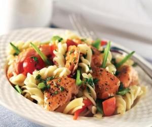 recipe: smoked salmon pasta