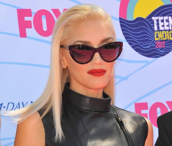 Gwen Stefani throughout the years