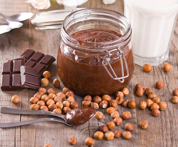 Make your own healthy nutella
