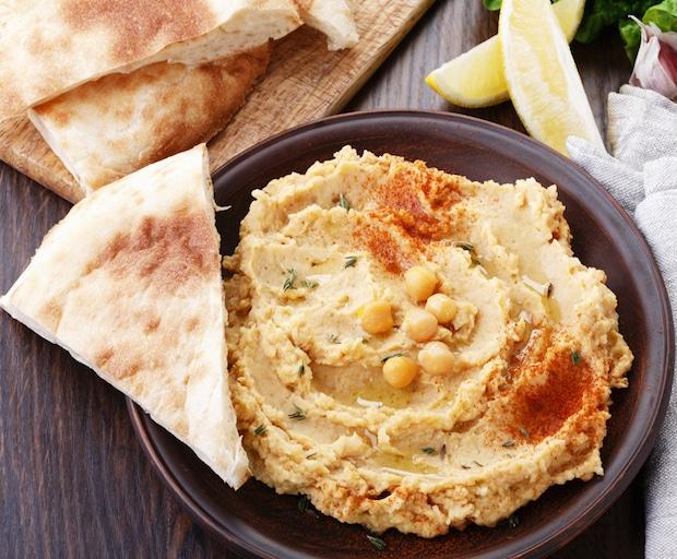 5-minute hummus recipe