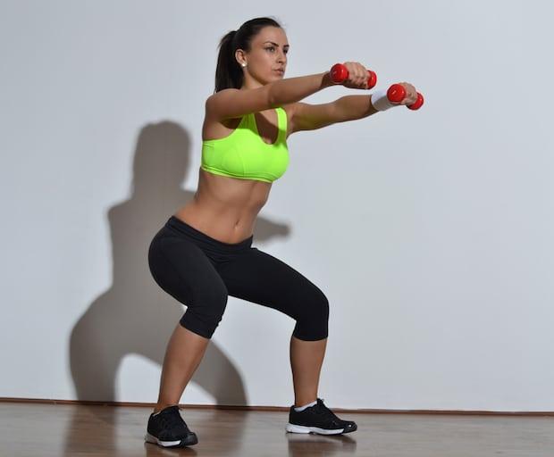 Best bum exercises