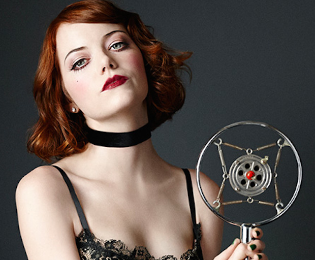 Emma Stone in Cabaret and other famous Sally Bowles