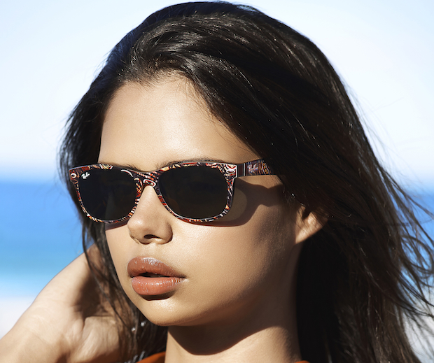 Fashion with a conscience: Ray-Ban Special Edition Indigenous Wayfarer