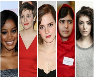 Top 5 young female role models